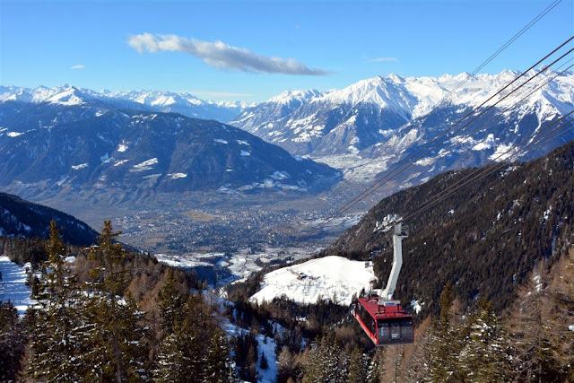 sciare a merano