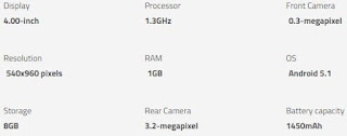 Key Features freedom 251