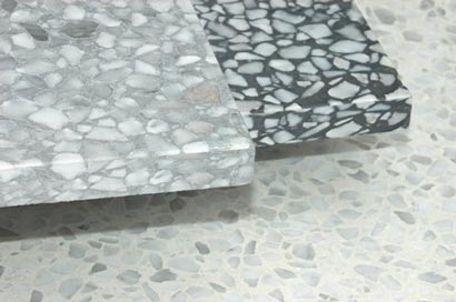 Tuesday Crush Terrazzo Floors Directions Not Included
