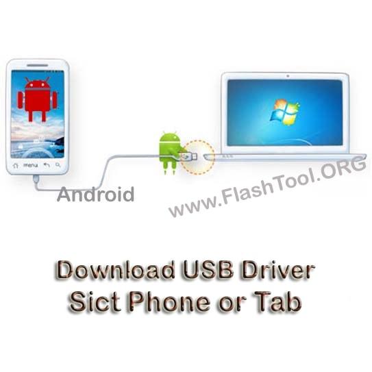 Download Sict USB Driver