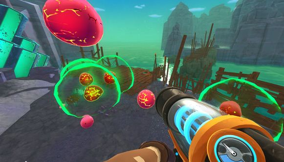 how to find certain slimes in slime rancher