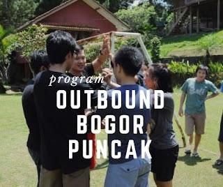 3 Paket Program Outbound Puncak Bogor