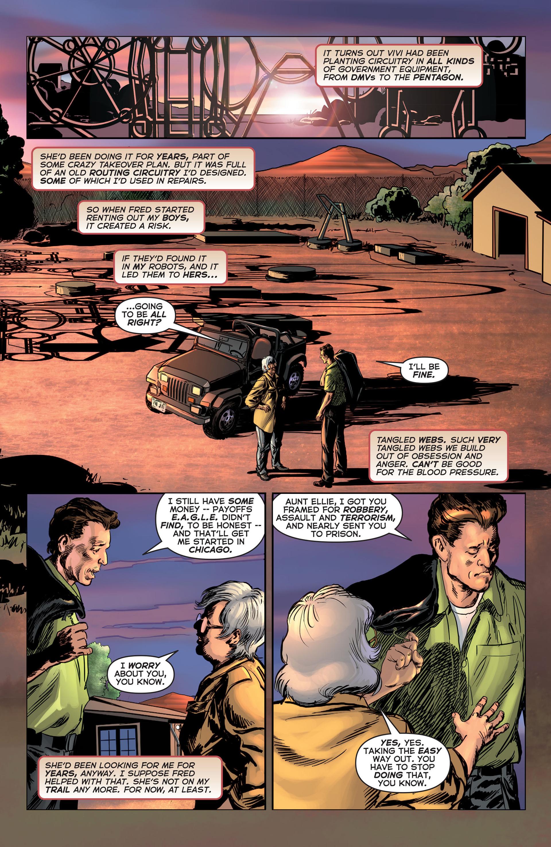Read online Astro City comic -  Issue #15 - 22