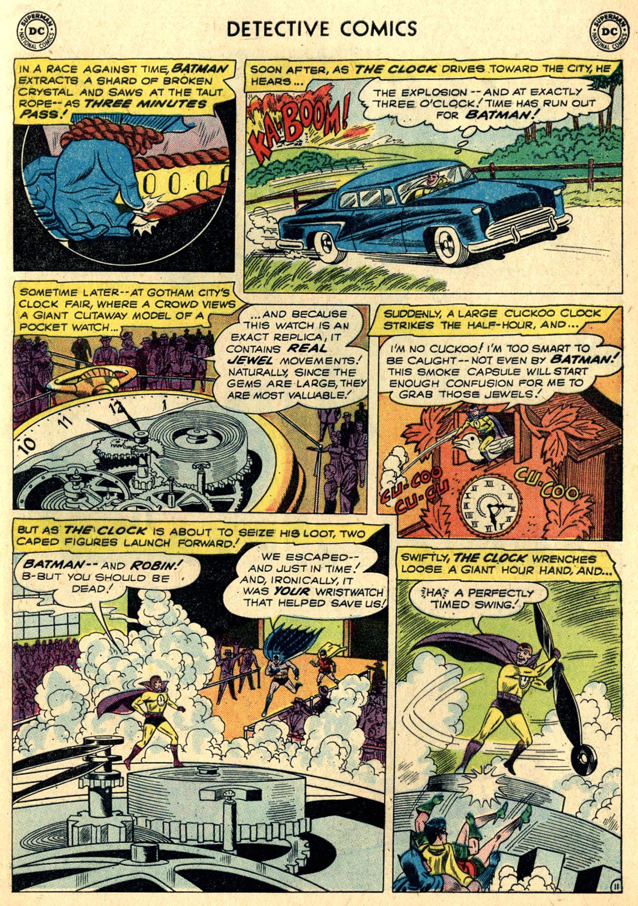 Read online Detective Comics (1937) comic -  Issue #265 - 13