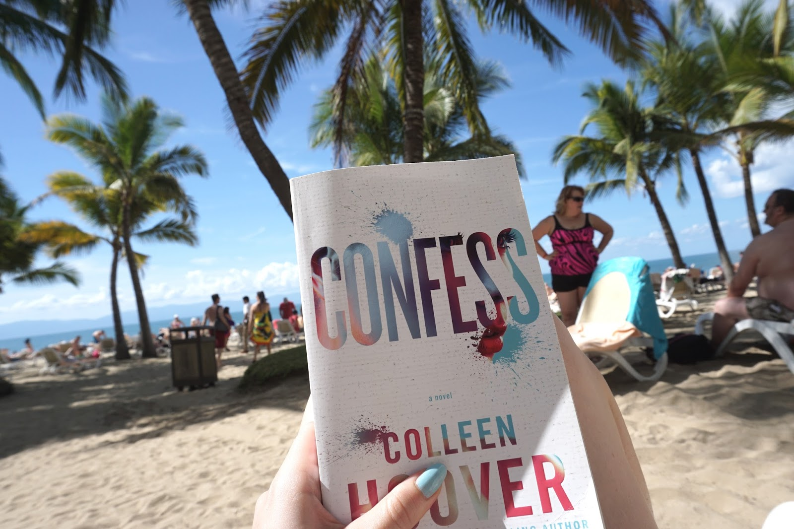 Book | Confess by Colleen Hoover