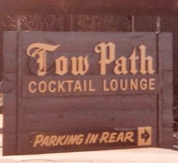 The Tow Path Lounge & nightclub in West Paterson, New Jersey