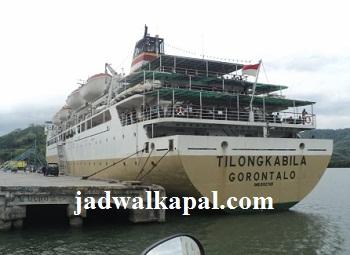 Jadwal Kapal Km Tilongkabila Bulan September 2019