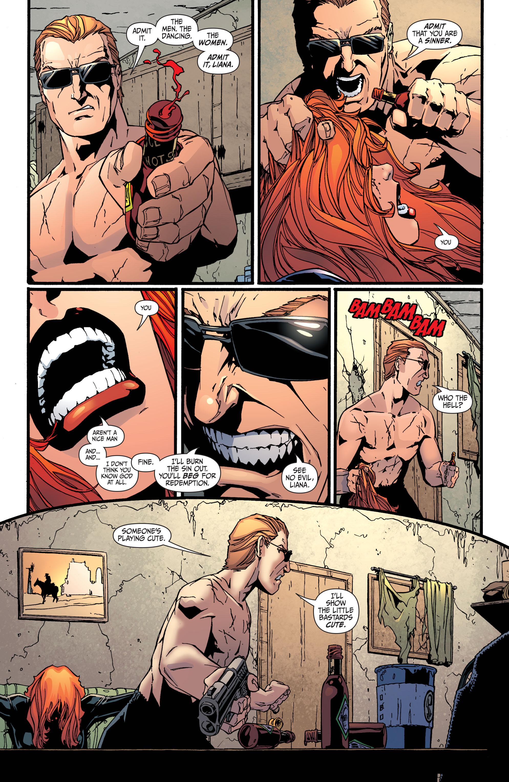 Read online Secret Six (2008) comic -  Issue #34 - 4
