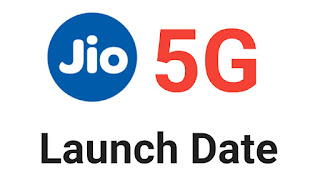 JIO 5G Launched date