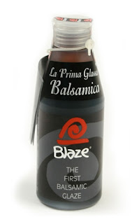 how to use balsamic glaze