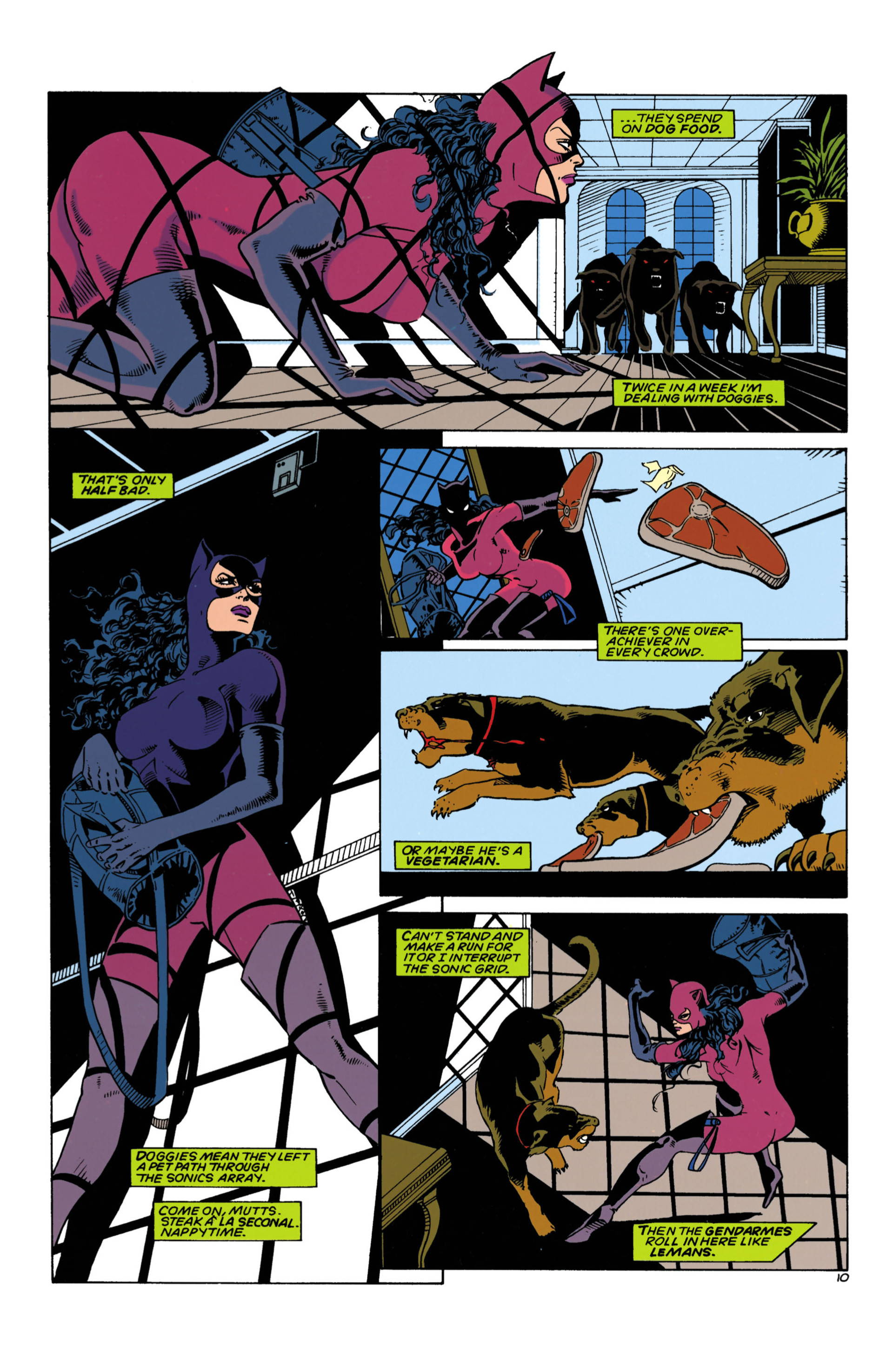 Catwoman (1993) Issue #17 #22 - English 11