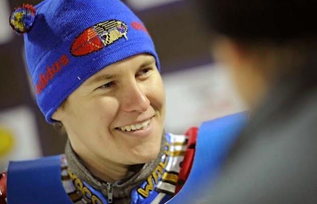 Krasnikov nyerte a jégmotor Grand Prix 1.versenyét