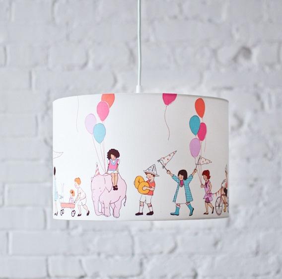 Lampy do pokoju dziecka.