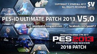 PES-ID Ultimate Patch 2013 v5.0 AIO for PES 2013