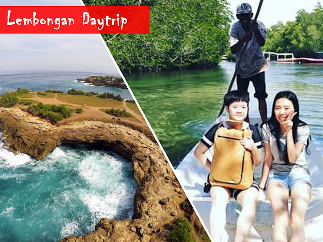 Lembongan Island Day Tour