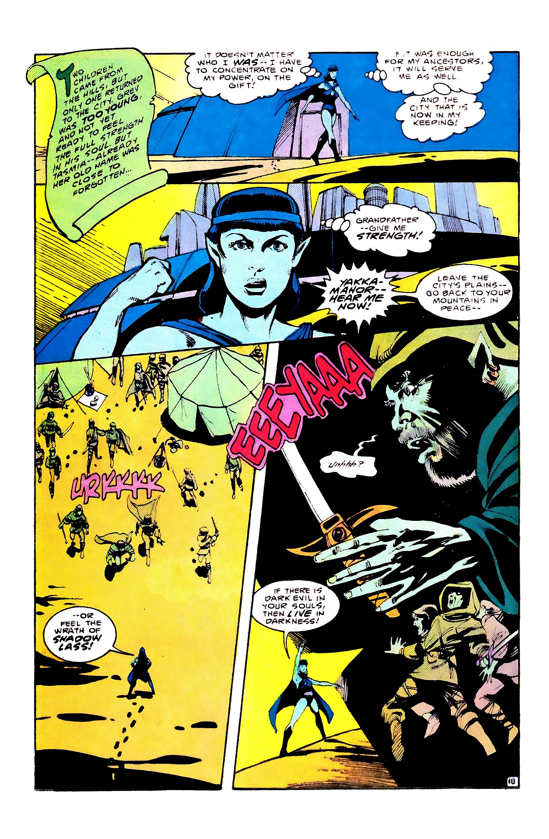Read online Secret Origins (1986) comic -  Issue #8 - 24