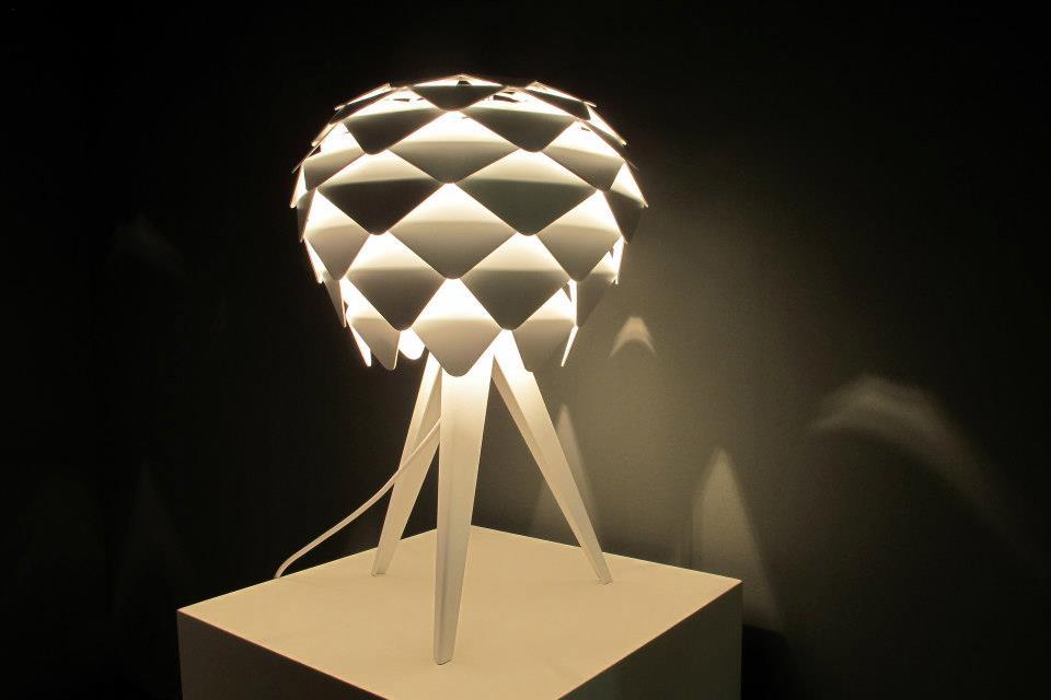 Luminaria PHI / David Abad para B.Lux   Arquitectura y Diseño   Los ...