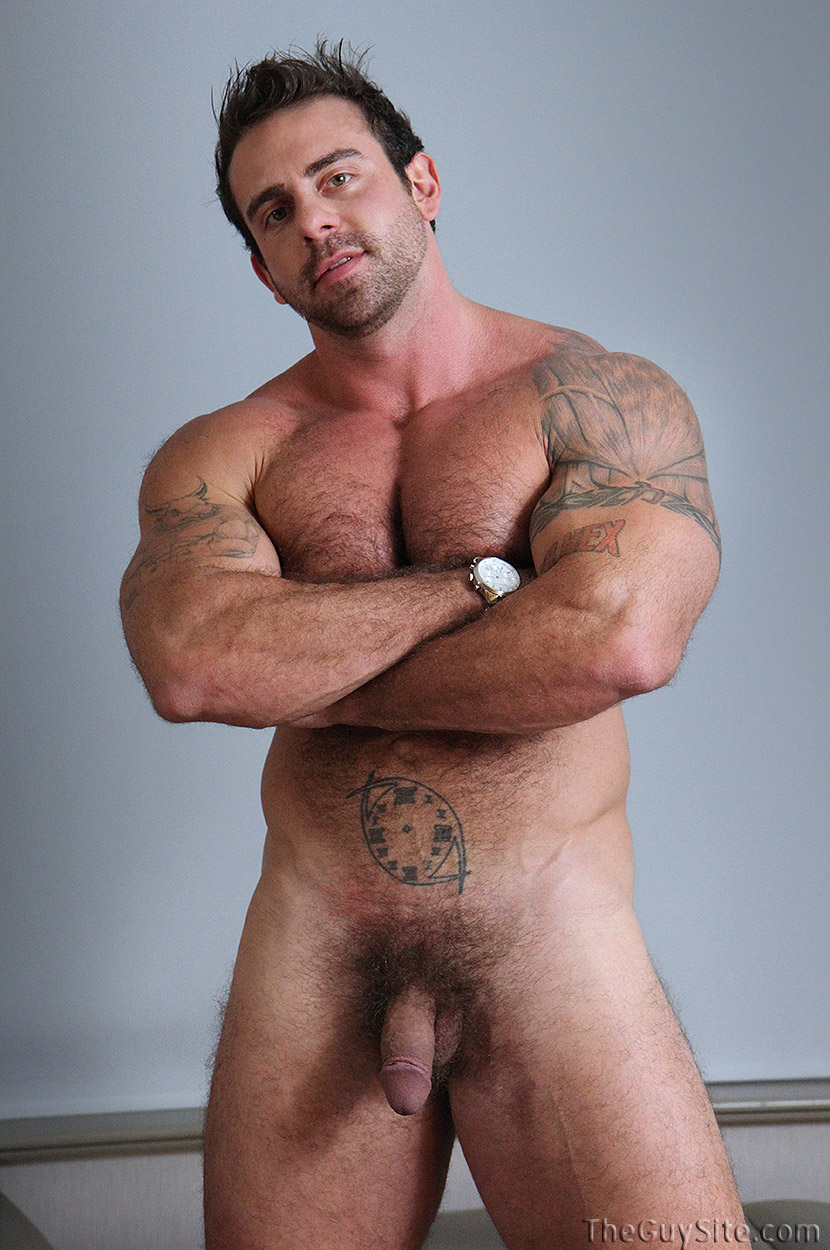 Think, that Hairy bodybuilder xavier naked thank