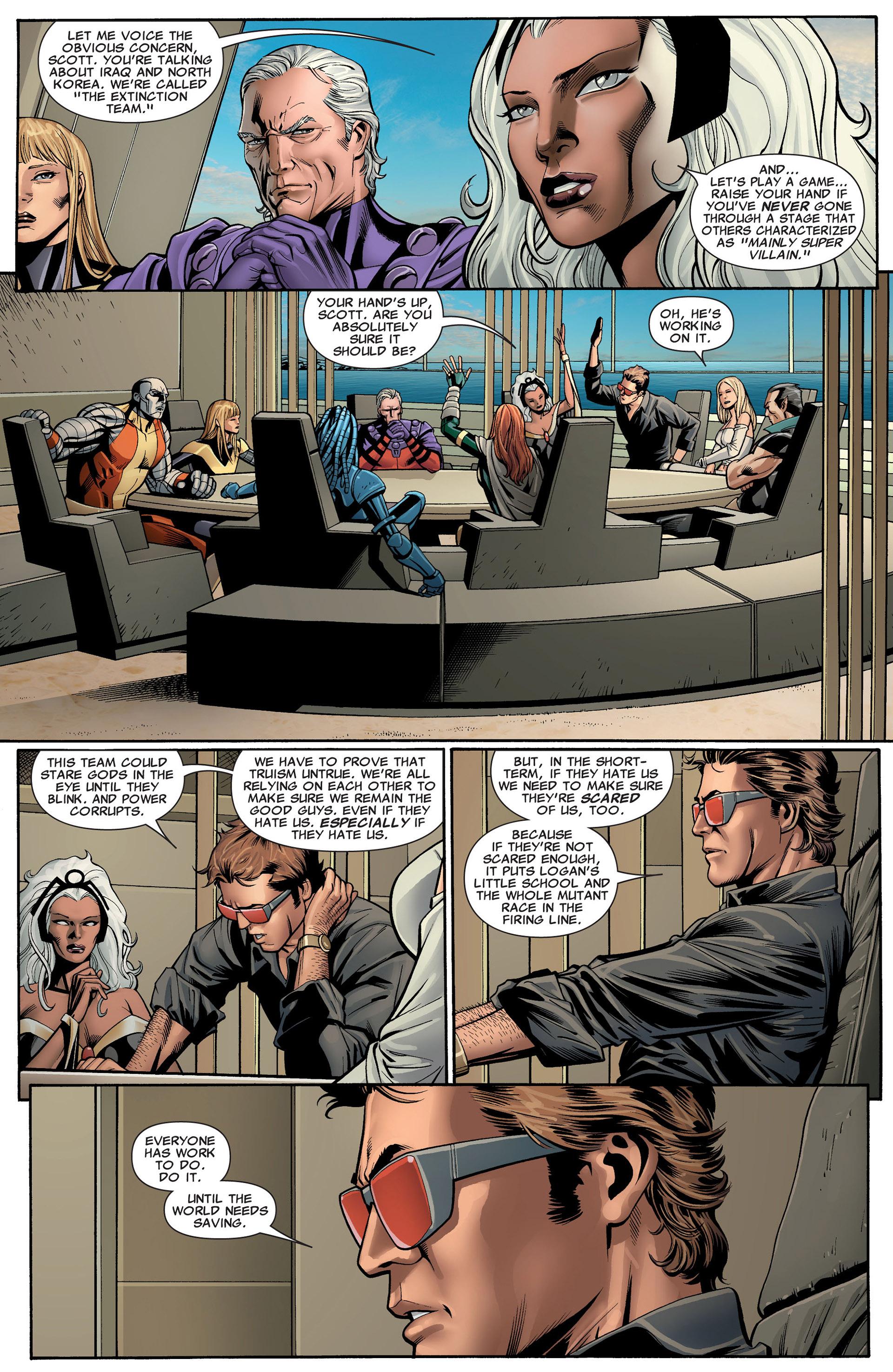 Read online Uncanny X-Men (2012) comic -  Issue #1 - 11