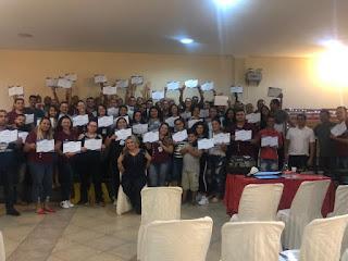 Igreja promove treinamento para jovens lideranças