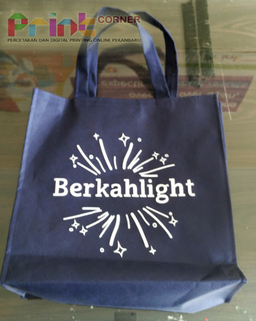 goodie bag sablon