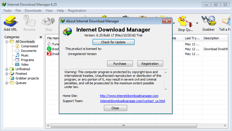 Download idm with patch and keygen idm