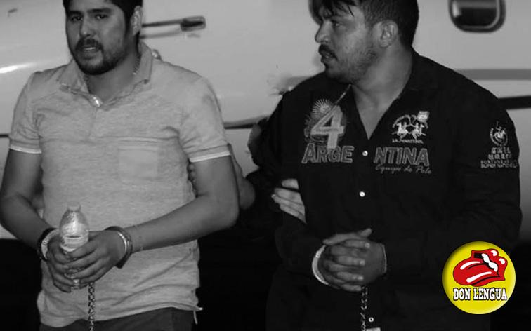 Publican toda la grabación de los Narco-sobrinos que los hundió en la cárcel