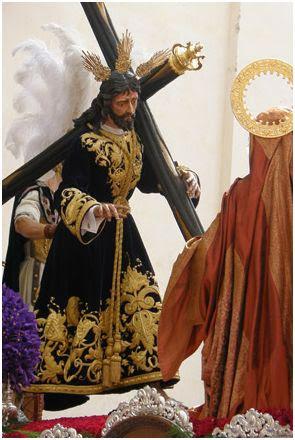 Nazareno de la Salutación - Málaga