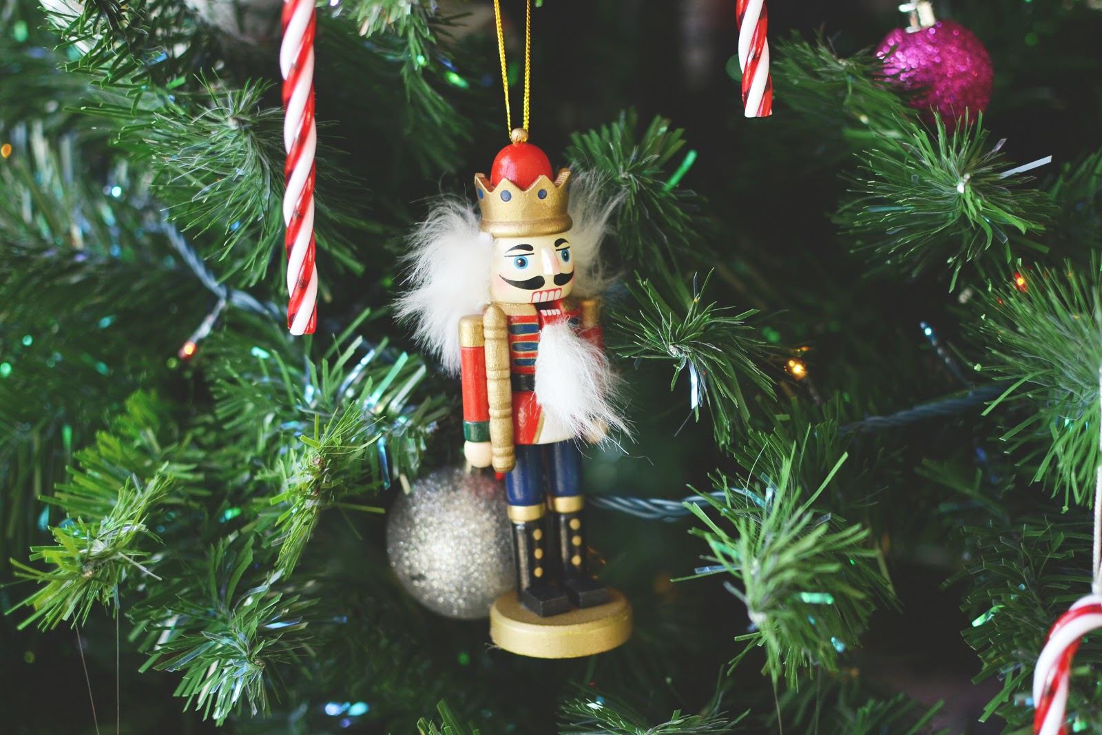 the nutcracker christmas decoration