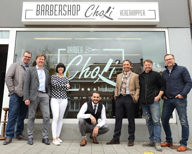 Barbershop Choli & Unizo Lanaken
