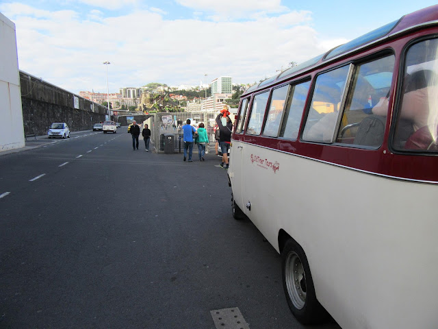 transport with history between the port and the city center