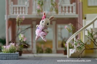 wadewaterswoodworks.com Sylvanian Families Ballerina Friends