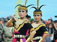 Festival Iraw Tengkayu Kota Tarakan Kalimantan Utara  2015 Tahun Ini Tampil Beda