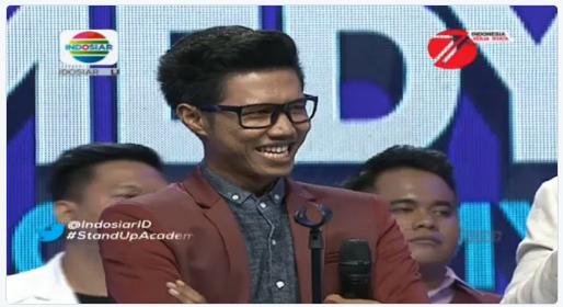 Peserta Stand Up Comedy Academy 2 yang Gantung Mik Tgl 22 Agustus 2016