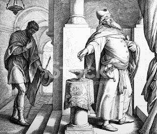 30 Niedziela Zwykła (C) – Faryzeusz i celnik