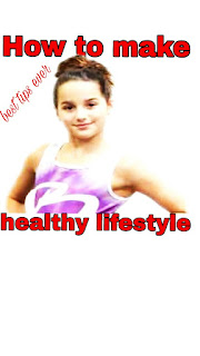 Start Healthy Lifestyle