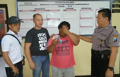Rekap Togel di Warung Kopi, Warga Jongbiru Ditangkap