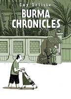 Burma Chronicles by Guy Delisle.