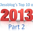 Klessblog's Top 10 of 2013 (Part 2)