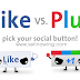 Like VS Plus - Facebook VS Google