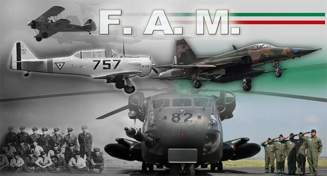 día de la fuerza aérea mexicana
