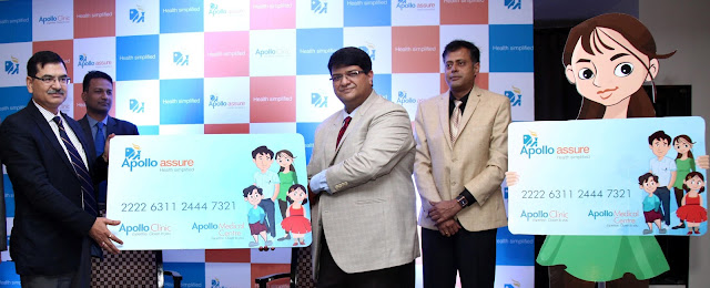 Apollo Clinic launches Apollo Assure – The Health Card for All