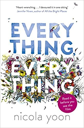 everything everything nicola yoon book, everything everything book, best ya books, young adult books