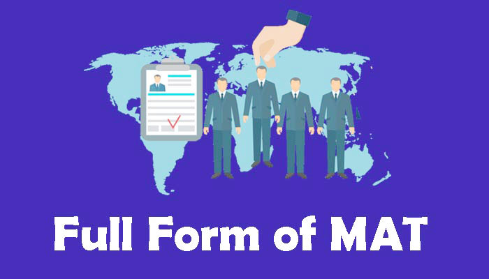MAT Full Form in Hindi