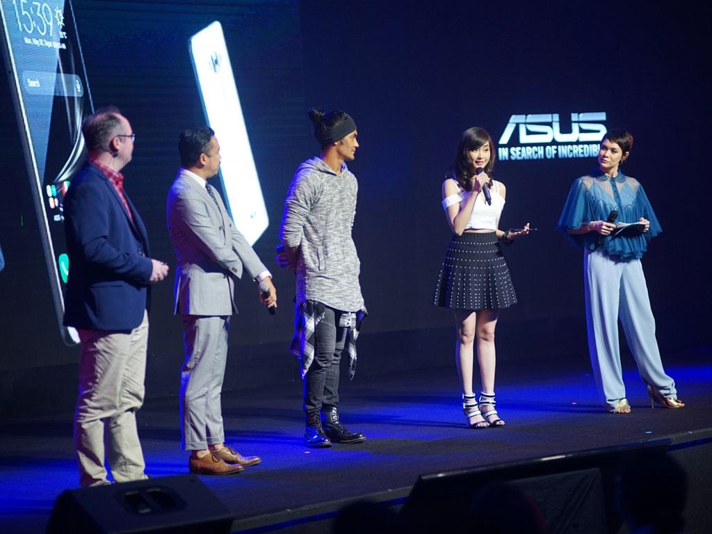 ASUS Philippines Zenfone 3 series ambassador - Alodia Gosiengfiao