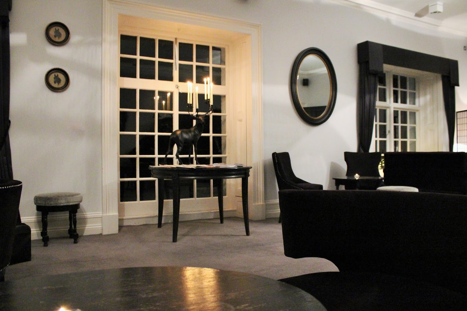 Paddocks House Hotel, Newmarket, Cambridgeshire - The Study