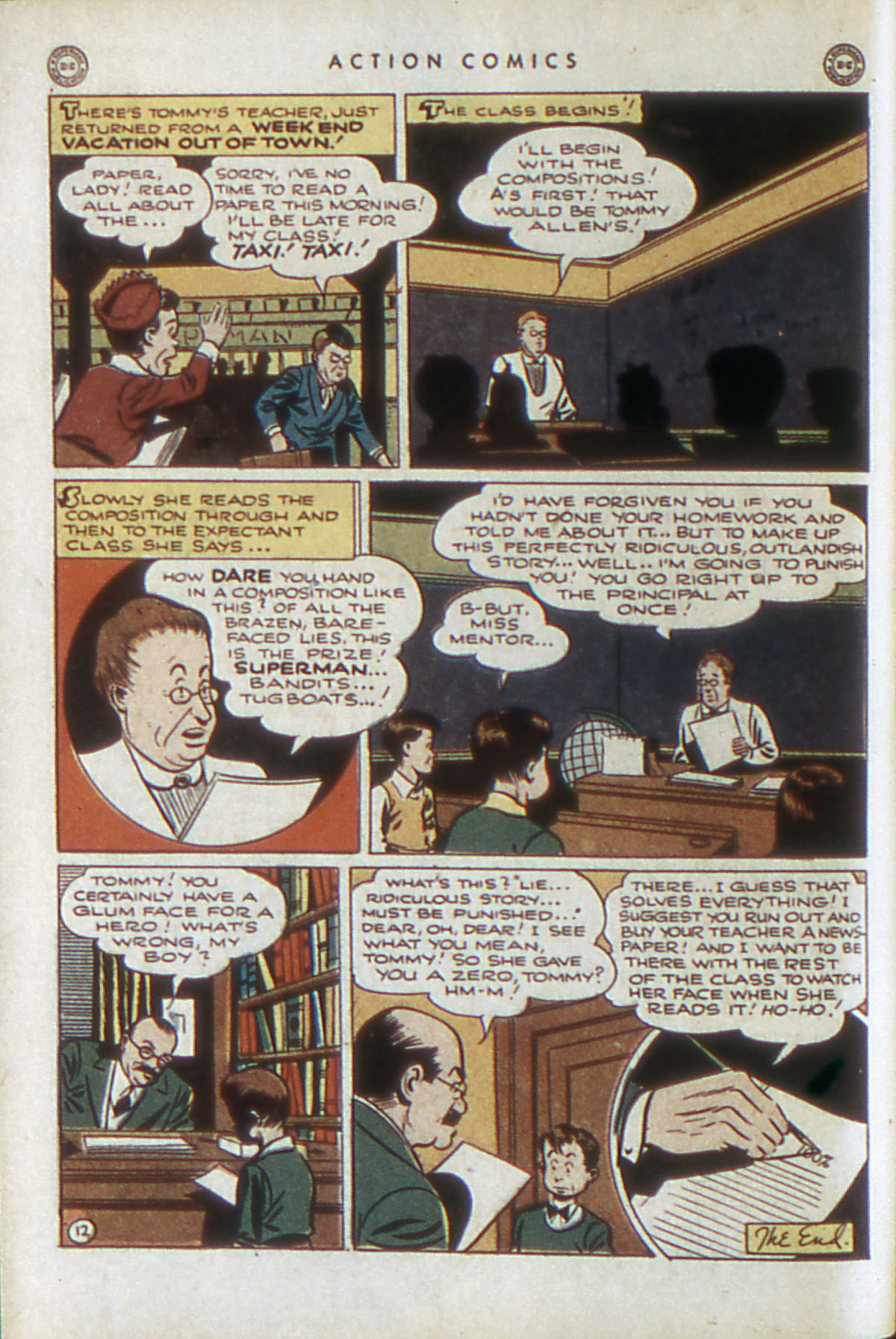 Read online Action Comics (1938) comic -  Issue #84 - 15