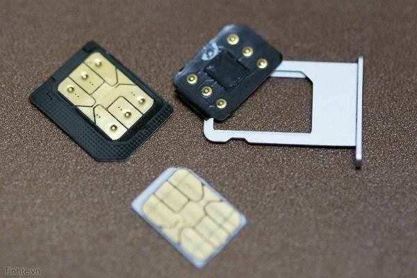 Sim ghép iPhone 7 giá rẻ tại Hà Nội