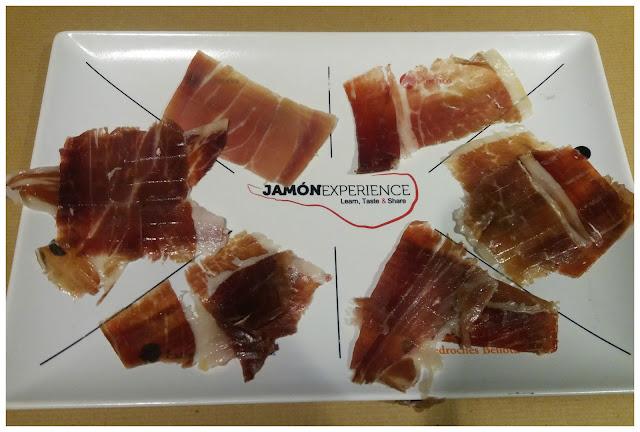 O que e onde comer em Barcelona - Jamón Experience