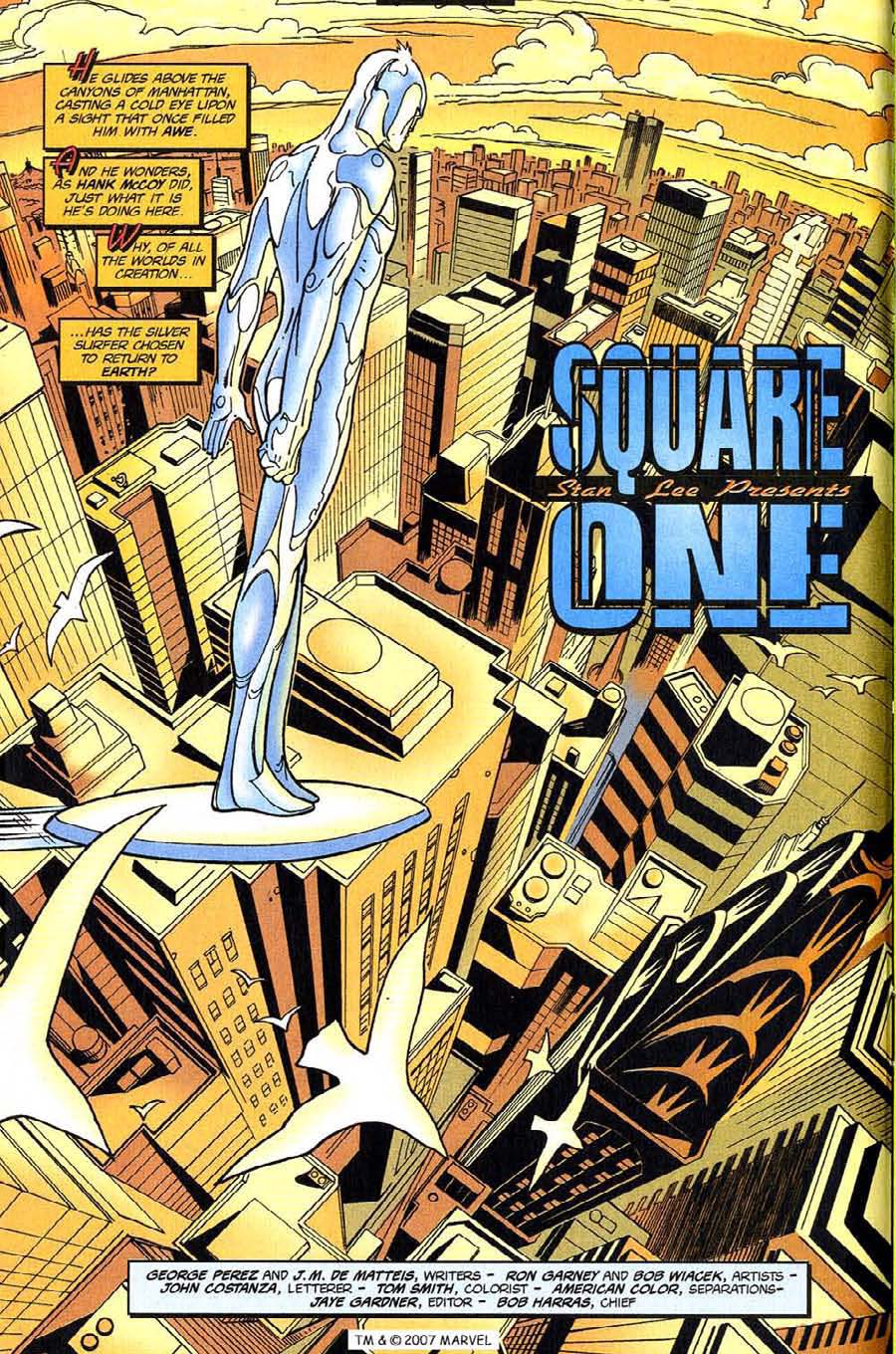 Silver Surfer (1987) Issue #123 #131 - English 12